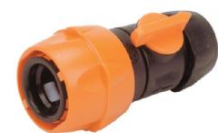 Garden Hose QR Coupler with Tap 8001-3028
